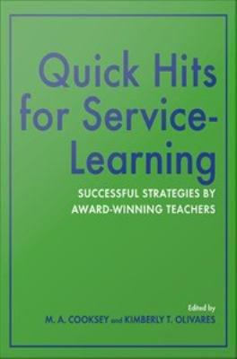 Quick Hits for Service Learning PDF