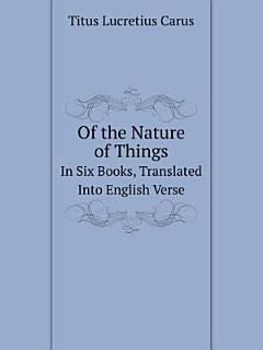 Of the Nature of Things Book
