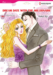 DREAM DATE WITH THE MILLIONAIRE: Harlequin Comics