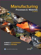 Manufacturing Processes   Materials  5th Edition PDF