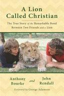 A Lion Called Christian PDF
