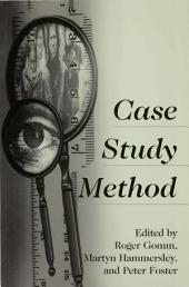 Case Study Method: Key Issues, Key Texts
