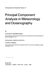 Principal Component Analysis in Meteorology and Oceanography