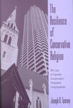 The Resilience of Conservative Religion