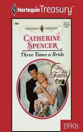 Three Times a Bride