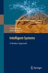 Intelligent Systems: A Modern Approach