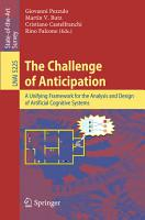 The Challenge of Anticipation PDF