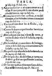 Dotrina moral de las epistolas que Luzio Eneo Seneca escrivio a Luzilo: repartida en setenta capitulos, por el mismo estilo de ellas ...