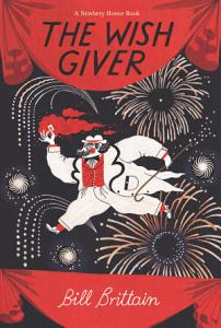 The Wish Giver Book