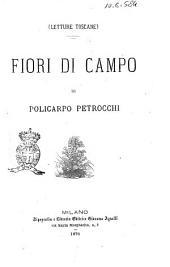 Fiori di campo letture toscane di Policarpo Petrocchi