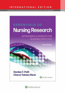 Essent Nursing Research 10e  int Ed  PDF