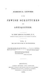 The last four books of the Pentateuch