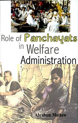 Role of Panchayats in Welfare Administration PDF