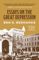 Essays on the Great Depression PDF