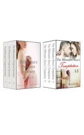 Billionaire Romance Boxed Sets: The Billionaire's Pregnant Secretary\The Billionaire Boss's Temptation (2 Complete Series)