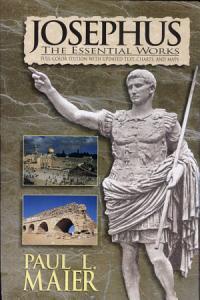 Josephus  the Essential Works Book