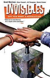 The Invisibles Vol. 1: Say You Want A Revolution