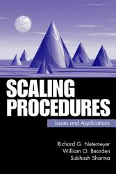 Scaling Procedures Book PDF