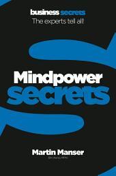 Mindpower (Collins Business Secrets)