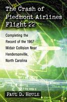 The Crash of Piedmont Airlines Flight 22 PDF