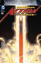 Action Comics (2011-) #50