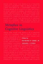 Metaphor in Cognitive Linguistics