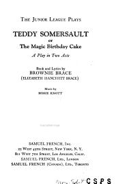 Teddy Somersault PDF