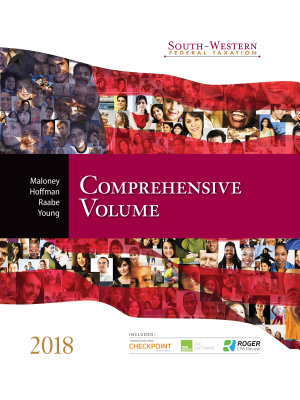 South Western Federal Taxation 2018 Comprehensive