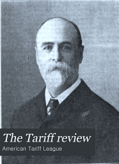The Tariff Review ...: Volume 31