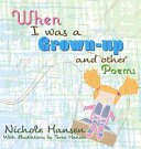 When I Was A Grown Up Book PDF