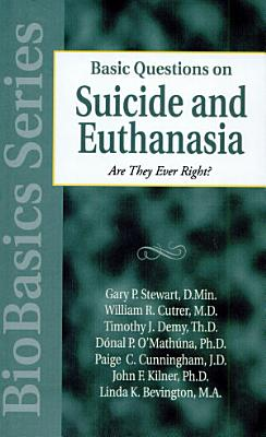 Basic Questions on Suicide and Euthanasia PDF