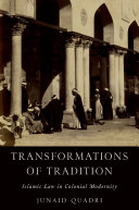 Transformations of Tradition