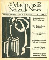 Madness Network News Volume 7: A Journal of the Psychiatric Survivor Movement
