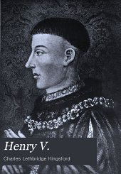 Henry V.: The Typical Mediaeval Hero
