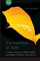 The Invention of Taste PDF