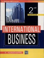 International Business 2e PDF