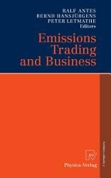 Emissions Trading And Business Book PDF