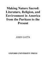 Making Nature Sacred