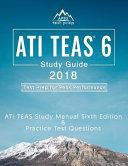 ATI TEAS 6 Study Guide 2018 Book