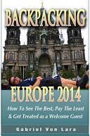 Backpacking Europe 2014