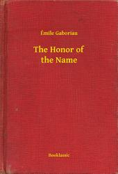 The Honor of the Name