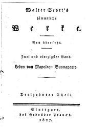 Leben von Napoleon Buonaparte: Kaiser von Frankreich, Band 5