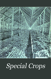 Special Crops: Volume 11