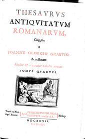 Thesaurus antiquitatum romanarum: Volume 4