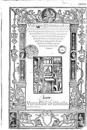 Valerius Maximus cum duplici commentario... Oliuerii Arzignanensis, et... Iodoci Badii Ascensii...