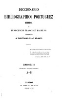 Diccion  rio bibliogr  phico portuguez  Suplemento  1 15 PDF