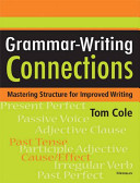 Grammar-Writing Connections