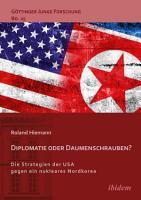 Diplomatie oder Daumenschrauben  PDF