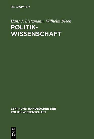 Politikwissenschaft PDF