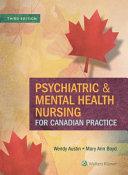 Psychiatric Nursing for Canadian Practice PDF